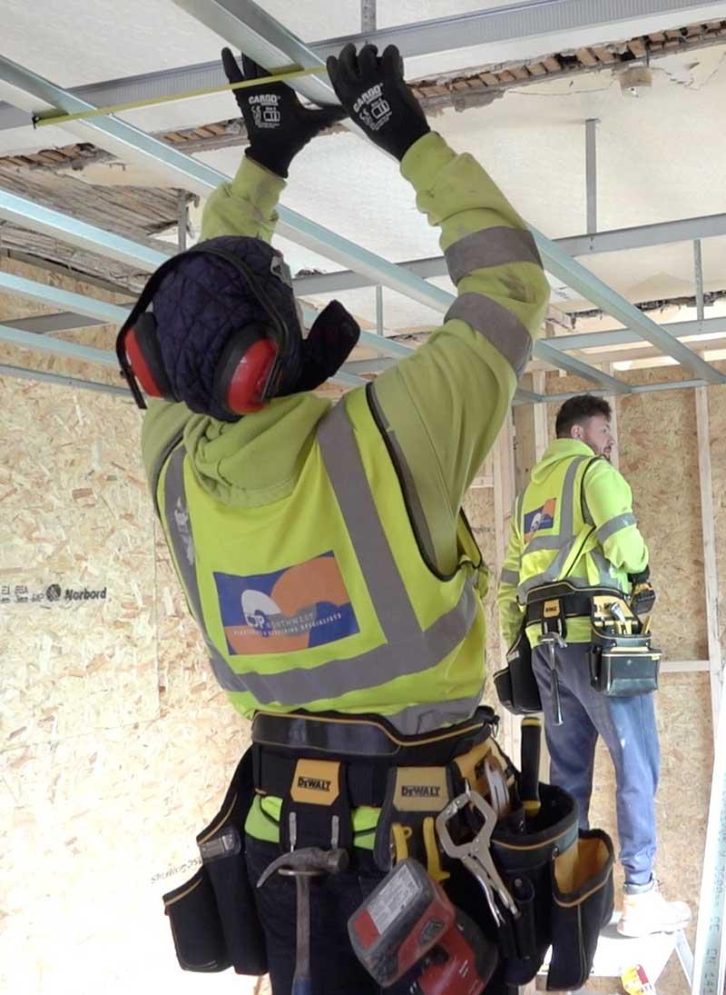 Suspended Ceiling | CJP Northwest Ltd